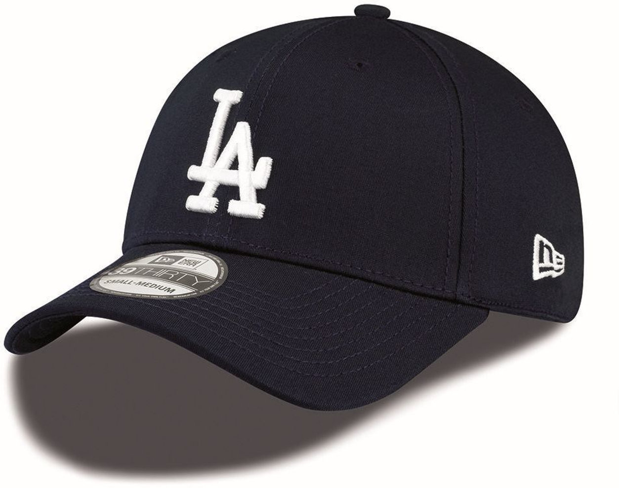 Šiltovka New Era 3930 Los Angeles Dodgers MLB Black White
