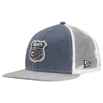 Šiltovka BAUER Shield 9Fifty Snapback Cap