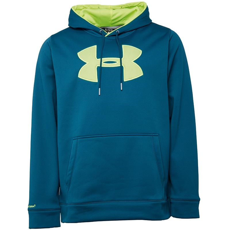 Mikina Under Armour ColdGear Storm Big Logo