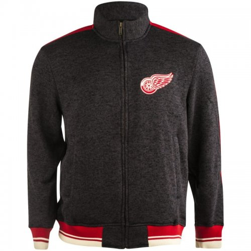 Bunda CCM Track Jacket Detroit Red Wings