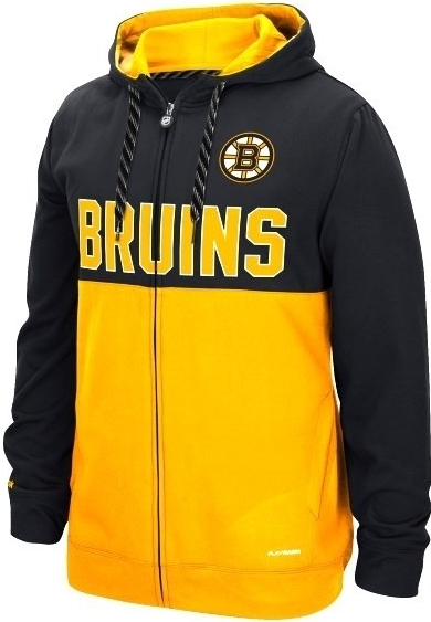 Mikina Reebok FACEOFF FZ Hoody Boston Bruins Senior