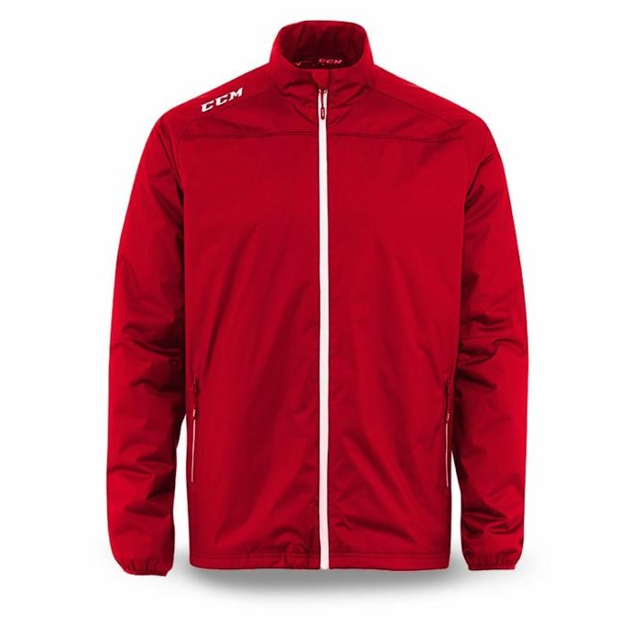 Bunda CCM Skate Jacket Senior RED