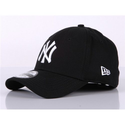Šiltovka New Era 3930 Basic New York Yankees MLB Black White