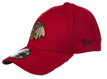 Šiltovka New Era 3930 Hockey Basic Chicago Blackhawks NHL