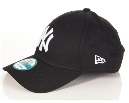Šiltovka New Era 940 New York Yankees MLB  Black White