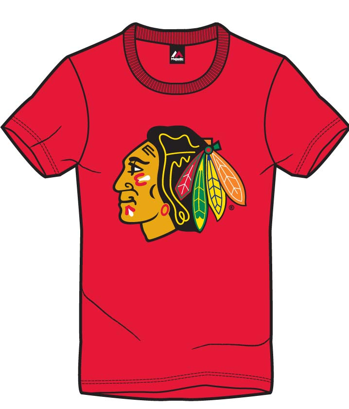 Tričko Chicago Blackhawks
