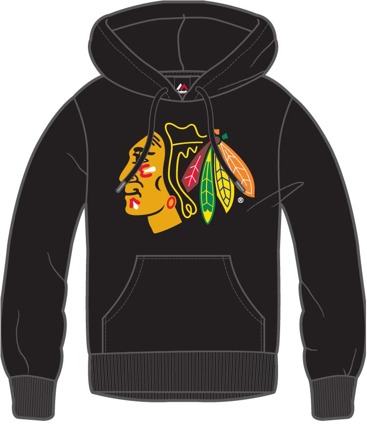 Mikina Chicago Blackhawks