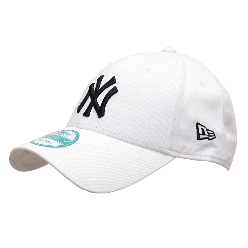 Šiltovka New Era 940 New York Yankees MLB  White Black