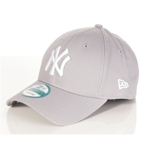 Šiltovka New Era 940 New York Yankees MLB Grey White