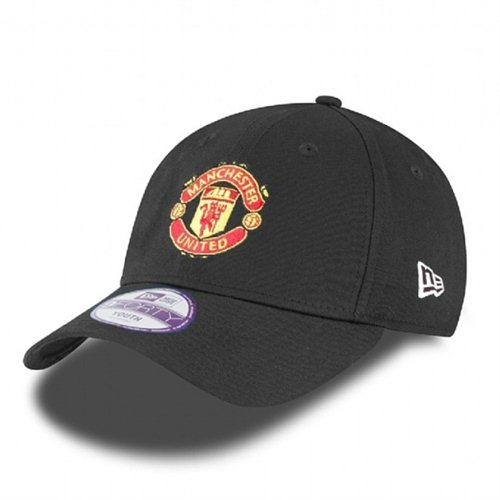 Šiltovka New Era 940 Kids Manchester United Black