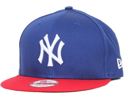Šiltovka New Era 950 Cotton Block New York Yenkees Royal Scarlet
