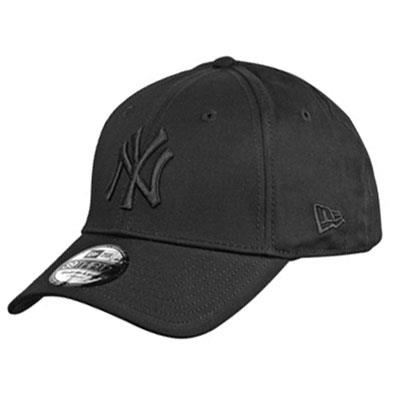 4fe6086892fda Šiltovka New Era 3930 Basic New York Yankees MLB Black on Black empty